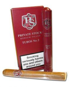 Private Stock Med. Fil. № 2 Tubos*3